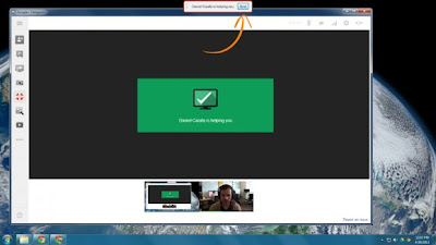 Google plus remote desktop hangout