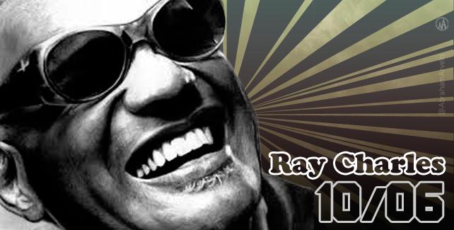 2004: Fallece Ray Charles, cantante y compositor estadounidense