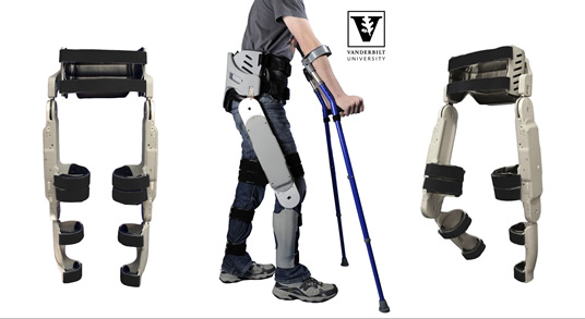 Vanderbilt University exoskeleton