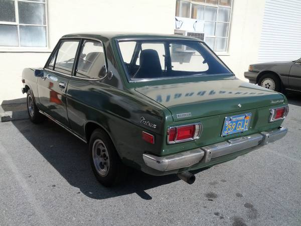 5k Flash: 1972 Datsun 1200 Survivor
