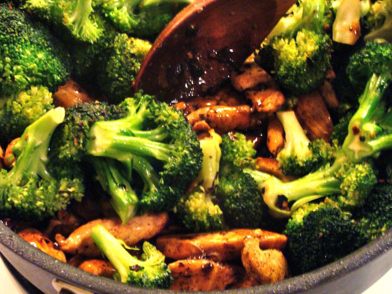 Chinese Chicken & Broccoli | Rux Cooks