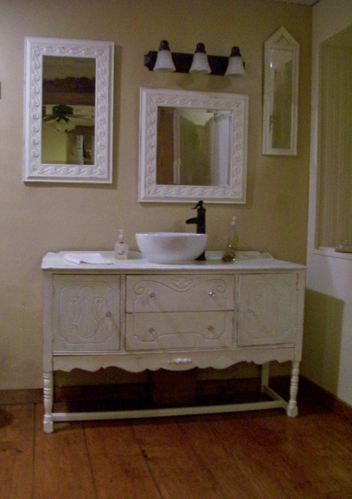 Antique bathroom vanities with vessel sinks - Antique Bathroom Vanities With Vessel Sinks 22
