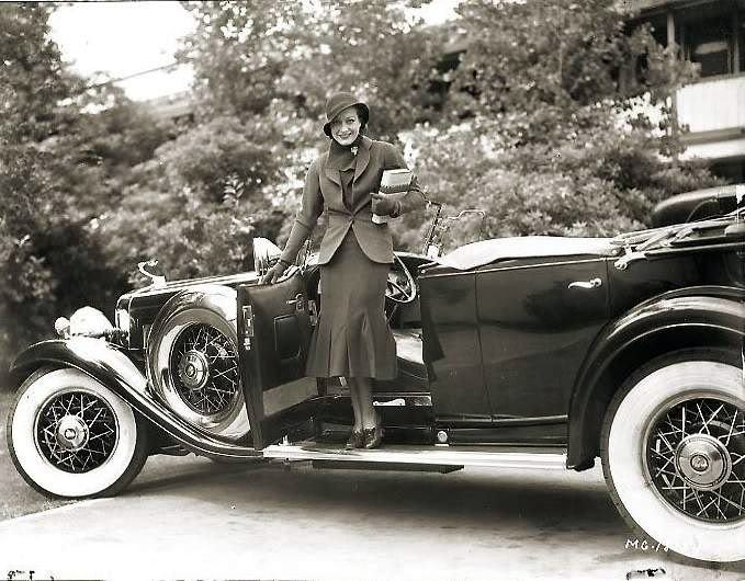 transpress nz: classic movie stars and their cars - 2