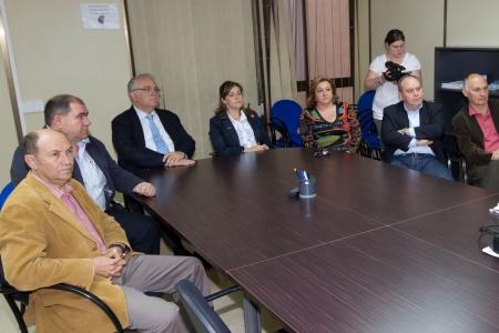 Medio Ambiente ultima para Alzira un sistema para atender las emergencias de manera más eficaz y en el menor tiempo posible