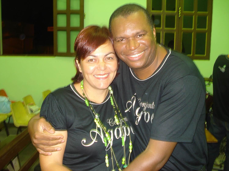 Rev. Valdemir e Marilene (esposa)