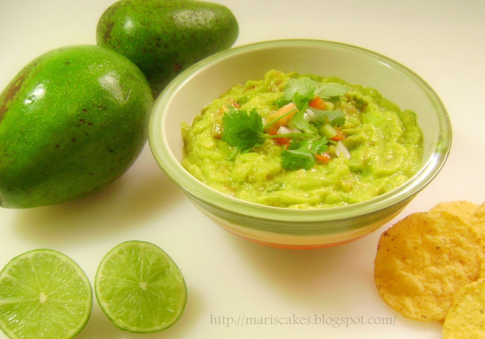Guacamole | Mari's Cakes (English)