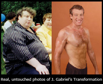 Jon Gabriel's Method for Non-Diet Weight Loss