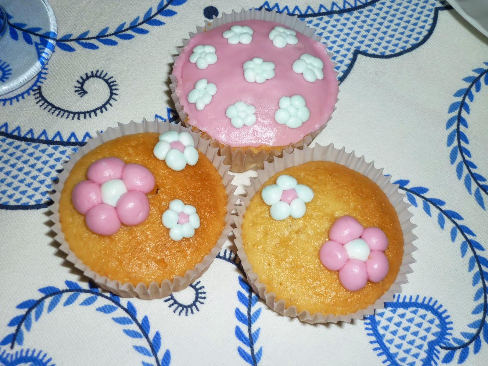 Os meus cupcakes