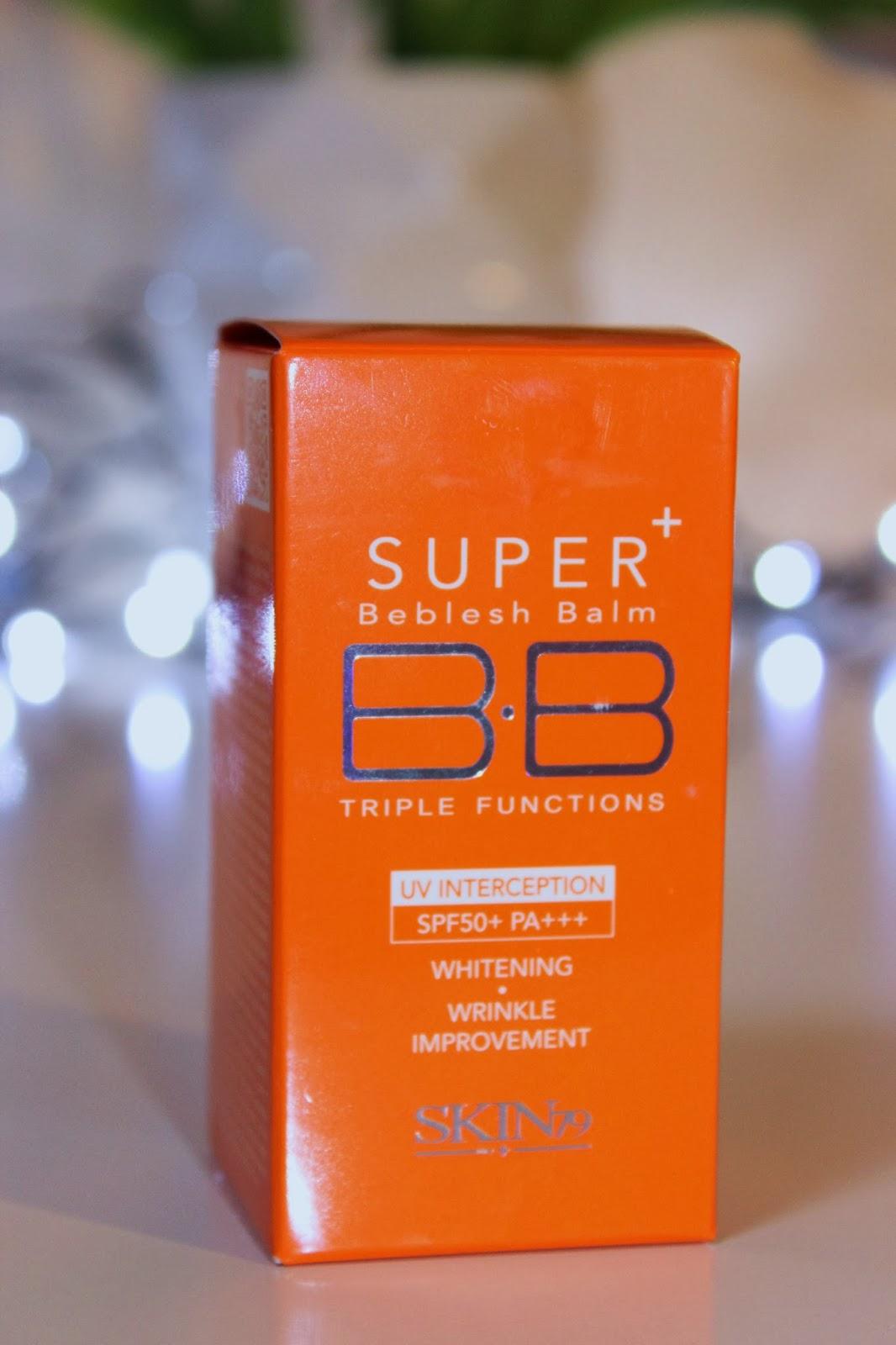 Opowieść o kolejnym bebiku// Skin79 Super+ Beblesh Balm