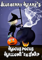Halloween 2013 Swap