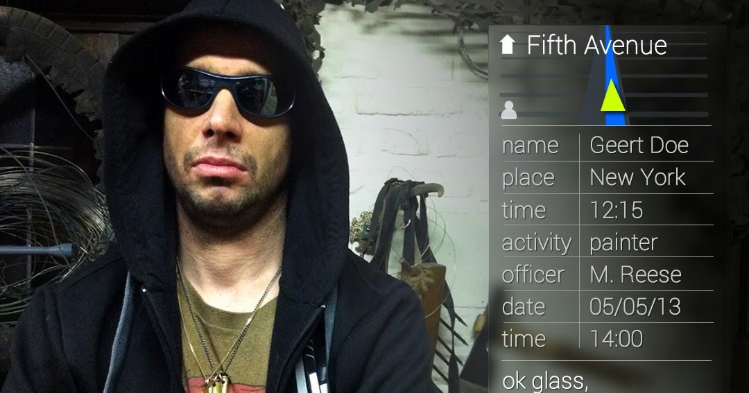 Gevangenen op proefverlof met Google Glass