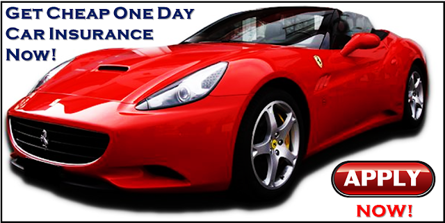 Cheapest One Day Car Insurance