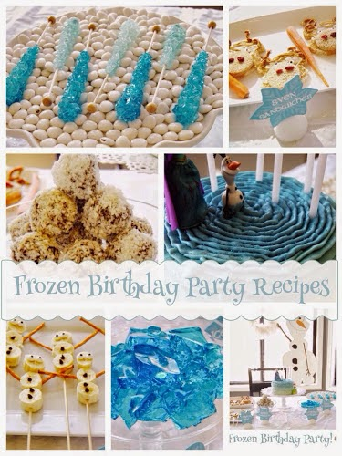 Frozen Party Recipes