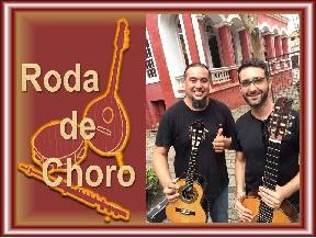 RODA DE CHORO