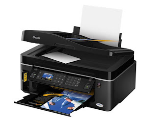 Epson Stylus Office TX600FW Driver download, review