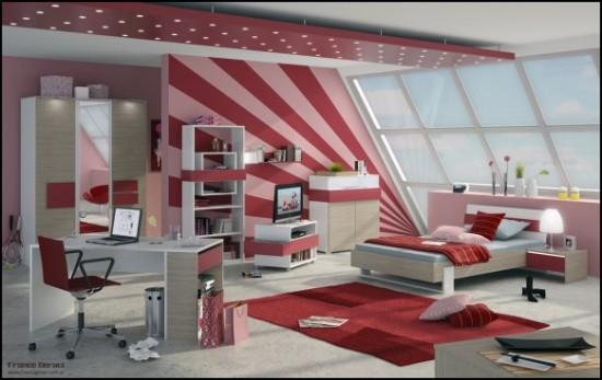 Inspiring-Bedrooms-Design-for-Teenage-Girls-Image-2