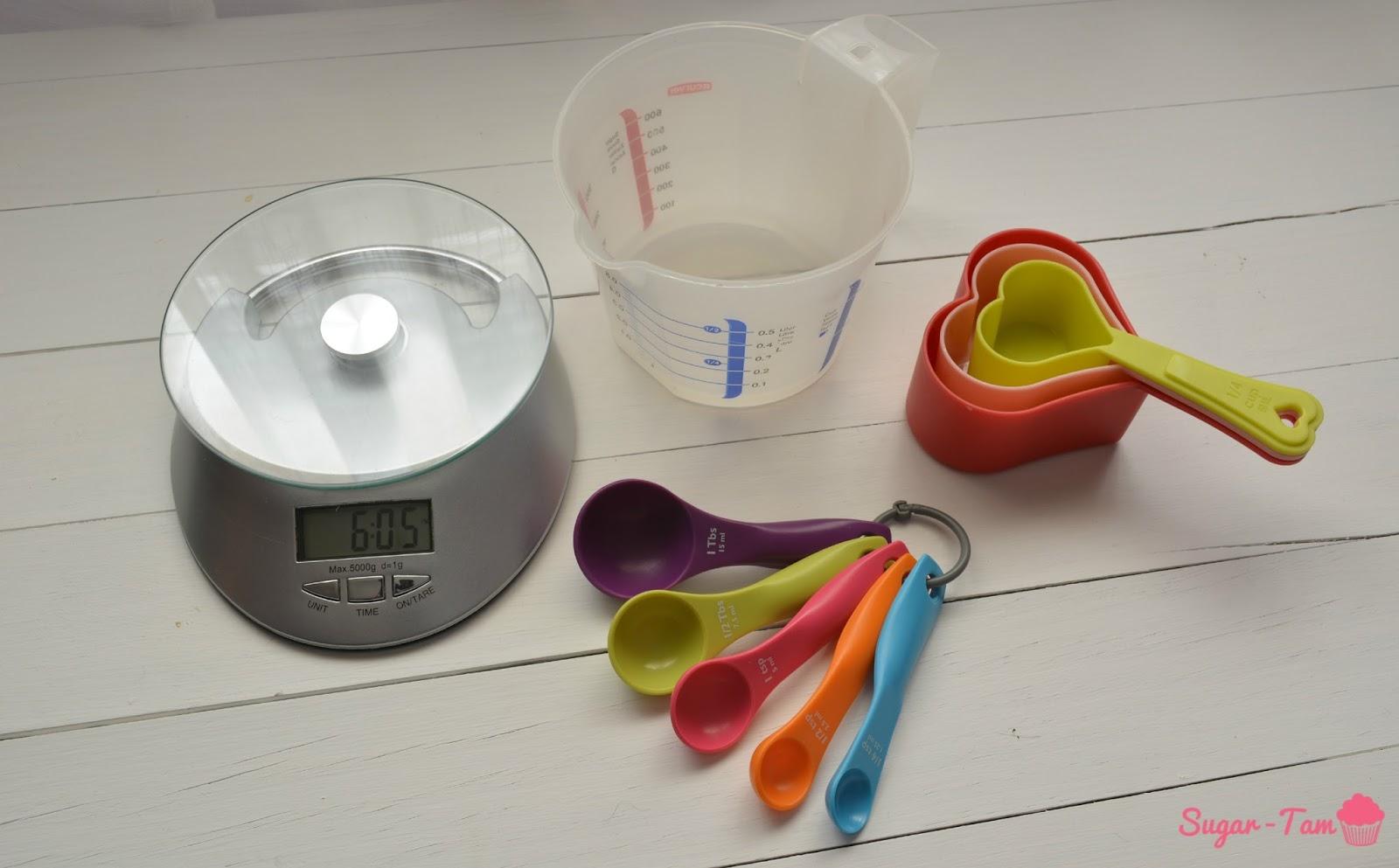 Sugartam blog de postres 15 utensilios b sicos de pasteler a for Utensilios de cocina para zurdos