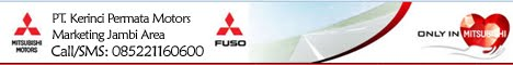 marketing mitsubishi jambi