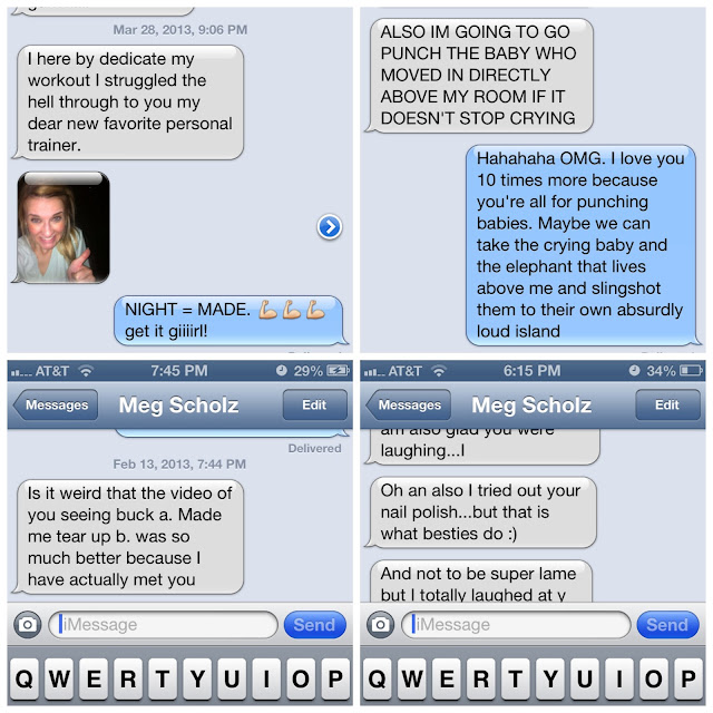 Creepy online dating messages