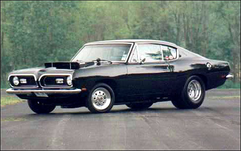 The Hottest Muscle Cars In The World First Muscle Car Of Original