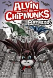Alvin And The Chipmunks Batmunk (2012)