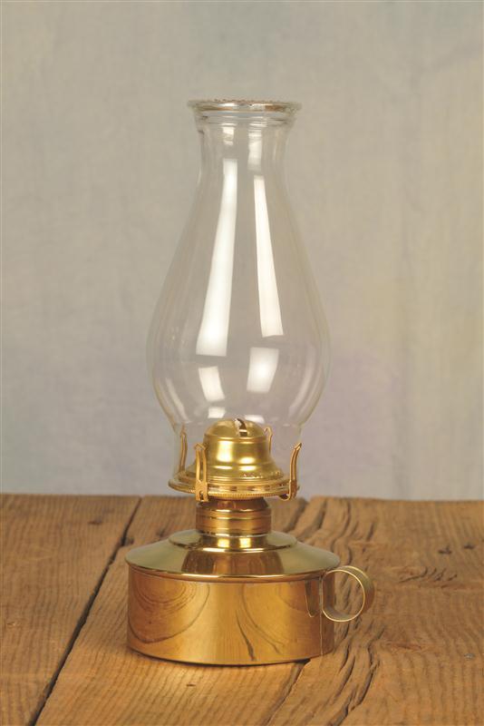Nice Table top oil lamp
