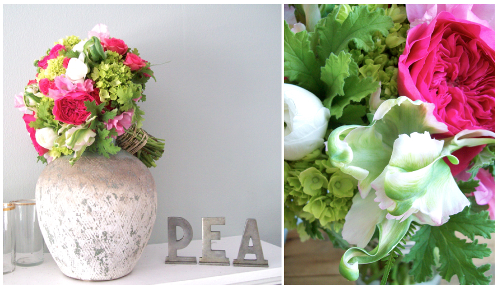 Sweet Pea Floral Design & The Little Flower Soap Co: Bright Spring ...