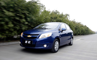 2011 Chevrolet Sail