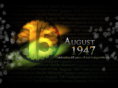 15 Agusut 1947 Independence Day Of India