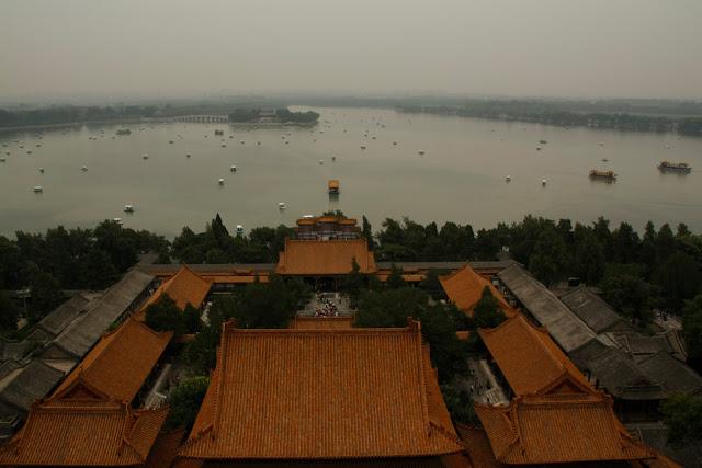 Palacio de Verano, Pekín.