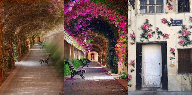 travel inspiration royal gardens in valencia spain