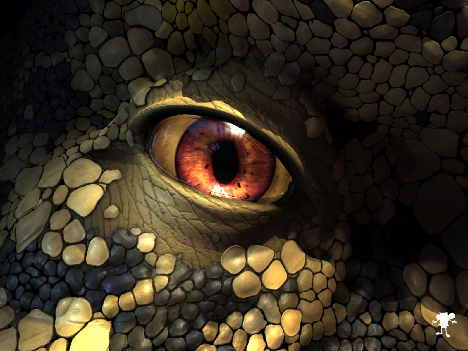 Image Gallery Dinosaur Eyes