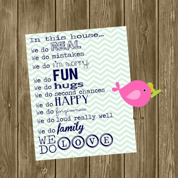 Aturan Rumah