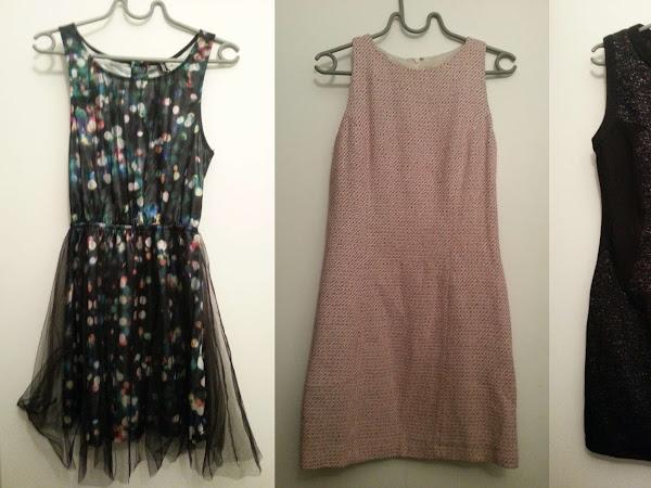 Les trois robes...