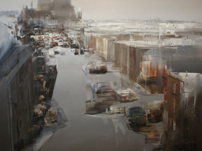 Brooklyn cold invierno by Daniel Ochoa