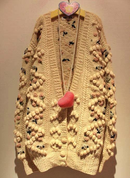 zabawny mily sweter
