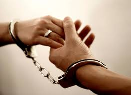 handcuffed, married, rings, locked in
