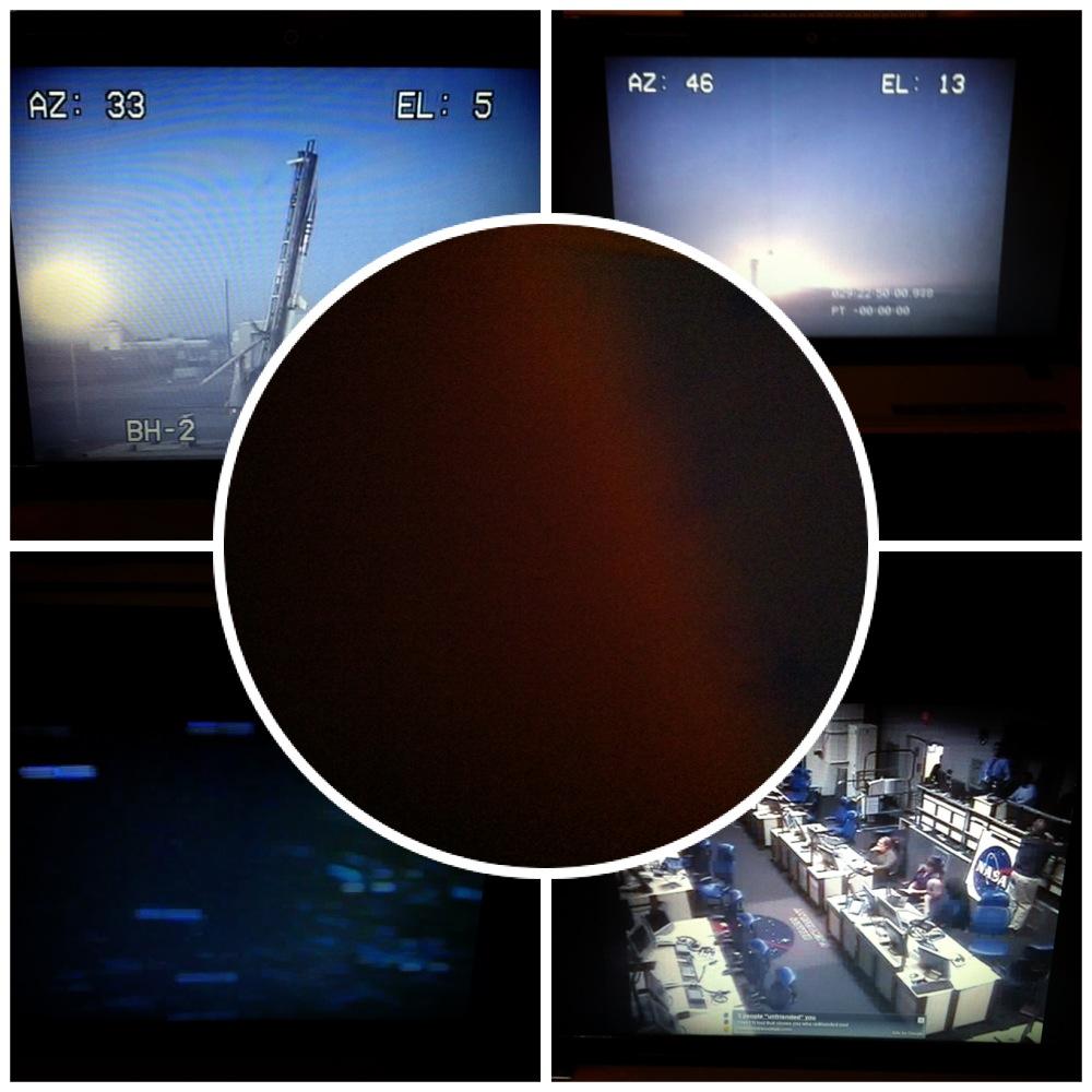 rocket launch wollops island, red streaks from rocket, nasa rockets, webcam watching rockets live
