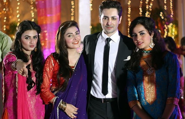 Jab We Wed Serial on Zindagi TV Star Cast With Photo