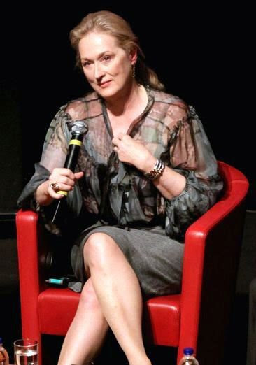 I ♥ Meryl Streep ~: Legs appreciation - 37.2KB