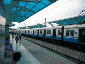 MMTS Railway Station