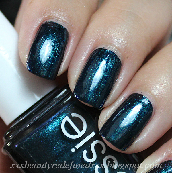 BeautyRedefined by Pang: Essie Nail Polish Spam - Wrapped In Rubies ...
