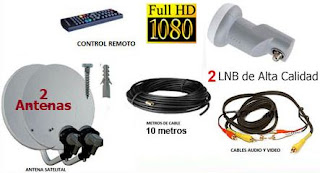 Tv Satelital HD