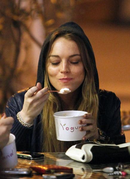 Celebrities Eating Dot Com