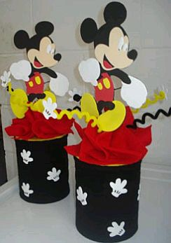 February 2013 for Baby mickey decoration ideas