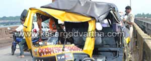 Bridge, Bus, Auto Driver, Accident, Death, Mangalore, Thalappady, Netravathi, Sunday