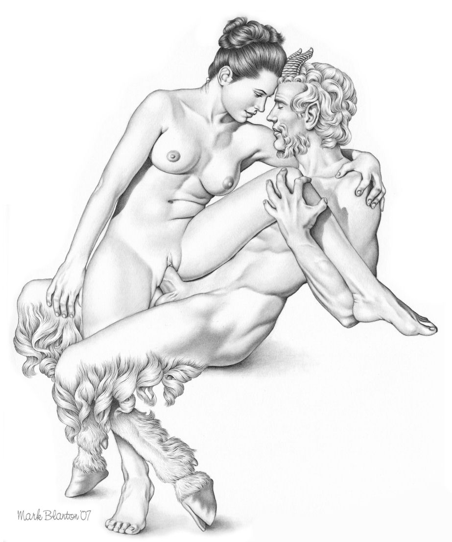 Секс рисунки мужчины