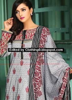 Lala Classic Cotton Embroidery Vol 2 Winter 2015