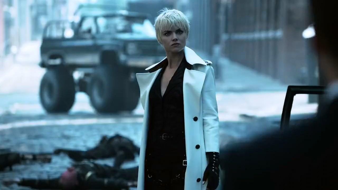 Gotham S5E02 Invasor