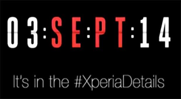 Sony Xperia Z3 y otros productos anunciados
